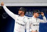Kova tęsiasi: Malaizijos kvalifikaciją laimėjo Lewisas Hamiltonas