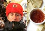 Egidijus Dragūnas atostogauja Maskvoje ir dalijasi pikantiškais kadrais