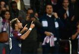 """Čempionų lyga: PSG šou ir dramatiška """"Chelsea"""" pergalė"""