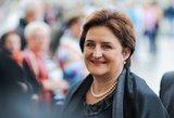 L. Graužinienė: R. Masiulis iš manęs išgirdo siūlymą tapti ministru