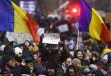 Ekspertai po rumunų pergalės: lietuviams laikas mokytis protestuoti