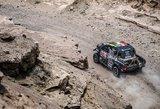 Saudo Arabijoje vyksiantis Dakaras bus dvigubai ilgesnis
