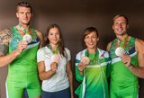 FISA kongrese – Lietuvai ir olimpiniams prizininkams palankus sprendimas