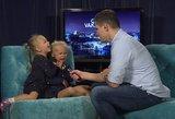 Jankevičių hipnotizavo geltonkasės sesutės: šėlo televizijos laidoje