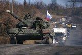 Karo šaukliai: NATO patvirtino Rusijos pajėgų judėjimą Ukrainoje