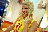 """""""3 už Lietuvą"""" turnyrui artėjant finalo link – moteriško žavesio desantas"""