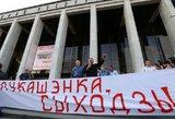 Baltarusiškų rinkimų signalai: į parlamentą pateko keli opozicijos atstovai