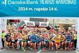 """Nesulaukiantiems """"Danske Bank"""" Vilniaus maratono – pasaulio bėgimų kalendorius"""