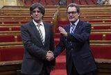 Belgija nagrinėja Ispanijos išduotą C. Puigdemont'o arešto orderį
