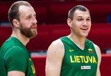 Kokie žaidėjai grįš į Maskoliūno vadovaujamą Lietuvos rinktinę?