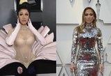 Cardi B ir Jennifer Lopez ryžosi iššūkiui: virs striptizo šokėjomis