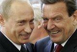 V. Putino sąjungininkai Vakaruose