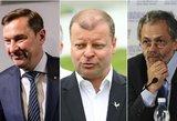 Cirkas Karoliniškių apygardoje: ar tai – rinkėjų apgaudinėjimas?