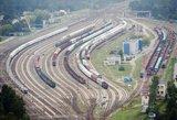 Nepatogumai keleiviams: uždarė traukinių eismą iki Kauno