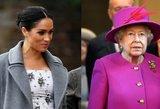 Karalienė pasipiktinusi: Meghan Markle ignoruoja jos įsakymus
