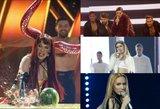 """Emocijos aštrėja: ką apie grįžusią Lolitą Zero mano """"Eurovizijos"""" finalininkai?"""