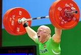 Sunkiaatletis Aurimas Didžbalis – Europos čempionas!
