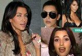 Nuotraukos, kurias Kim Kardashian norėtų sunaikinti