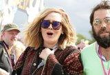 Adele pateikė skyrybų dokumentus: liko išspręsti pagrindinį klausimą