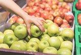 Pasakė, kokios šiemet laukia obuolių kainos