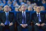 Galingiausias Rusijos ginklas – sunkiai sustabdomas korupcijos virusas