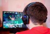 Bauginantis įspėjimas dėl kompiuterinių žaidimų: priklausomybė tarsi nuo kokaino