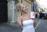 Už kalinio ištekėjusi Marina Bui: negi nusisuksi nuo žmogaus, kai jam bėda?
