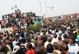 Nigerijai šimtų pagrobtų mergaičių ieškoti padės ir JAV su Britanija
