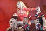 Britney Spears ir vėl patyrė nesėkmę scenoje