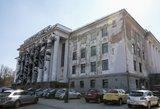 Vilniaus savivaldybė perima Profsąjungų rūmų sklypą
