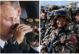 Pavojingesnis pasaulis: Rusija sulaukė siūlymo saugotis Kinijos