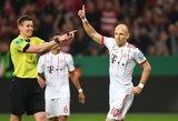"""""""Bayern"""" žvangina ginklais: galime įveikti visus, """"Real"""" – ne išimtis"""