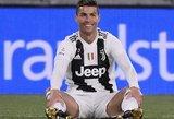 """Ronaldo pats siūlo naują """"Juventus"""" trenerį: sirgaliams tai nepatiks"""