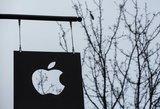 """""""Apple"""" ir """"Samsung"""" baigė 7 metus trukusį karą dėl patentų Jungtinėse Valstijose"""