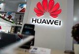 """""""Huawei"""": JAV pakenktų pati sau nutraukdama technologijų ryšius"""