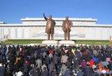 Šiaurės Korėja pageidauja popiežiaus vizito