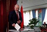 Baltarusijos opozicijai vietos neliko: parlamento rinkimus laimėjo Lukašenkai lojalios partijos
