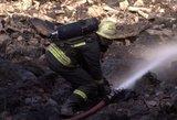 Alytaus nelaimei suaukota 209 tūkst. eurų – pasakė, kiek iš jų atiteks ugniagesiams