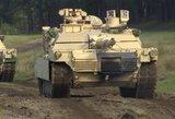 Įvardijo, kuo išsiskiria į Lietuvą atgabenta amerikiečių karinė technika