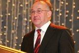 Premjeras sako kultūros ministrui davęs savaitę, kad atleistų Vytautą Vigelį