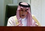 Įtempta padėtis privertė arabų šalis šaukti skubius posėdžius