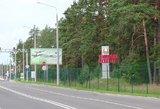 Situacija Lietuvos pasienyje gerėja vangiai