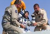 Neeilinis NASA tyrimas – astronautė kaltinama pirmu nusikaltimu kosmose