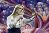 """Į """"Euroviziją"""" nugalėti atėjusi Rūta Ščiogolevaitė: galima mėgti mane, galima nemėgti"""