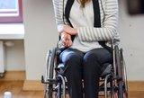 Dėl pažeidžiamų teisių kovojantiems neįgaliesiems –nauja galimybė