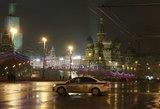 Boriso Nemcovo nužudymas Rusiją parodo kaip kriminalinę valstybę