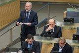 Po Briuselio antausio opozicija grasina boikotuoti biudžetą: socdemai kartoja krizinį scenarijų