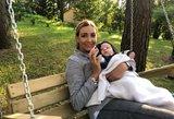 Su sūnumi atostogaujančios Žemaitės nuotrauka sudomino gerbėjus: pastebėjo pokytį