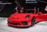 """Ženeva 2017 : Atsinaujinęs """"Porsche 911 GT3"""" gavo mechaninę pavarų dėžę"""