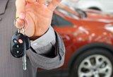 Prabilo apie Lietuvos vairuotojų įpročius: yra viena džiugi žinia